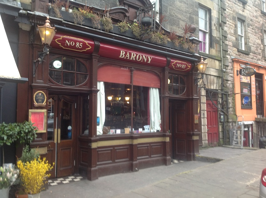 Barony Bar Sold in Under Four Months