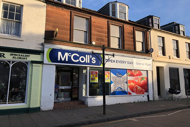 Popular McColl's Store is Now Under New Ownership Thanks to Bruce & Co.