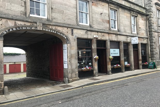 Bruce & Co. Are Excited to Announce the Sale of The Fife Restaurant