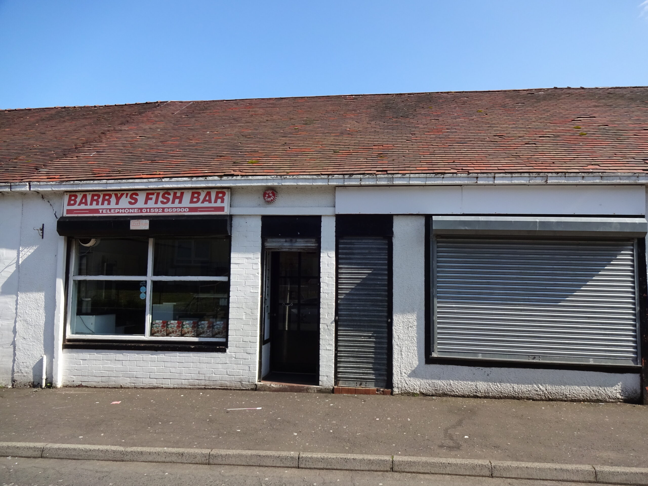 Barry's Fish Bar sold to local operator